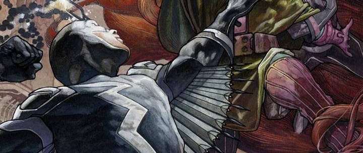 Preview: Uncanny Inhumans #0