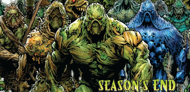 Avant-Première VO: Review Swamp Thing #40