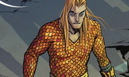 Avant-Première VO: Review Convergence – Aquaman #1