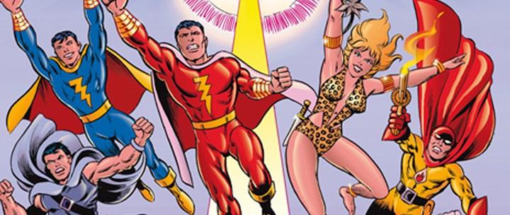 L'histoire des Super-Héros (L'âge d'or 1939-1961)