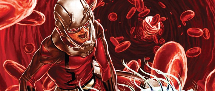 Avant-Première VO: Review Ant-Man #5