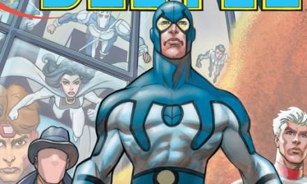 Avant-Première VO: Review Convergence: Blue Beetle #2