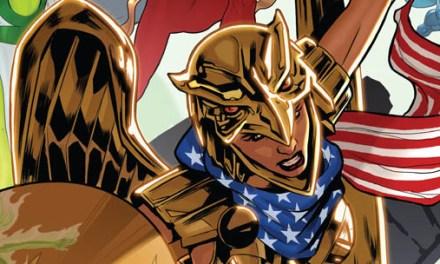 Avant-Première VO: Review Convergence: Justice League International #2