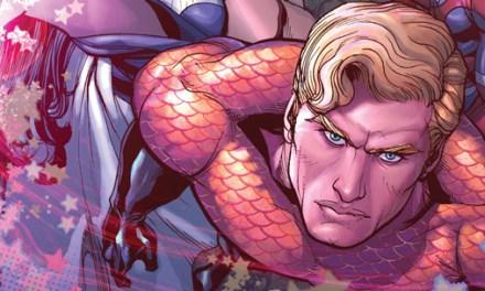 Avant-Première VO: Review Convergence: Justice League of America #2