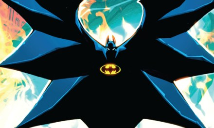 Avant-Première VO: Review Convergence: Batman And The Outsiders #2