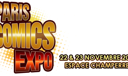 Pas de Paris Comics Expo en 2015