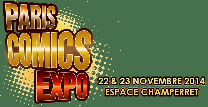 Pas de Paris Comics Expo en 2015