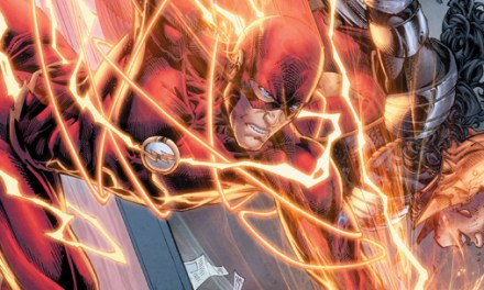 Avant-Première VO: Review Convergence: Speed Force #2