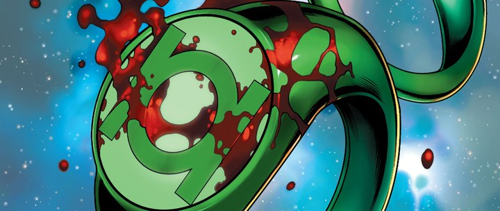 Avant-Première VO: Review Green Lantern: The Lost Army #1
