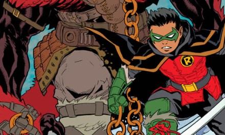 Avant-Première VO: Review Robin Son of Batman #1