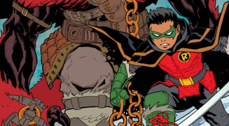 Avant-Première VO: Review Robin Son of Batman #1
