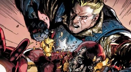 Avant-Première VO: Review Civil War #1