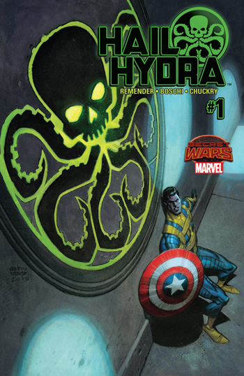 Hail Hydra #1