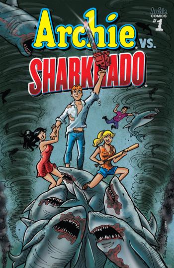 Archie Vs. Sharknado #1