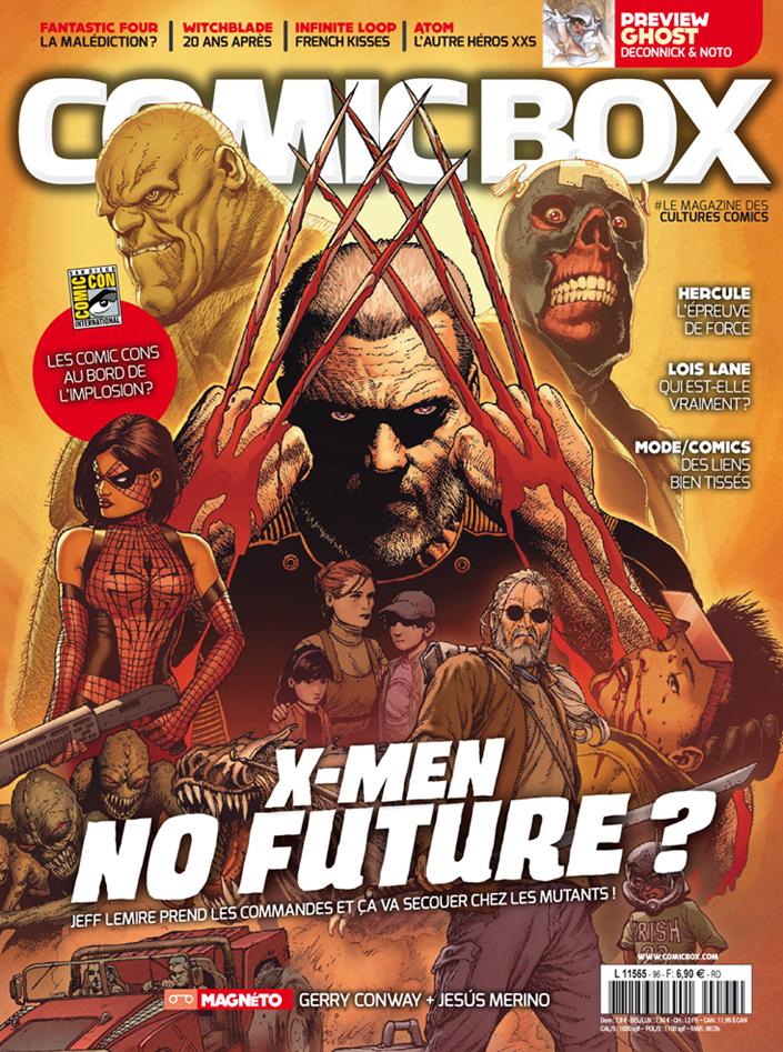 Preview: Comic Box #96