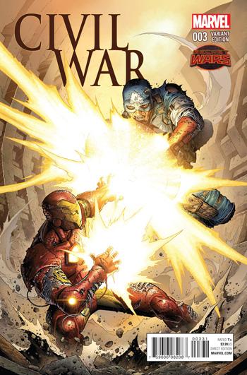 Civil War #3