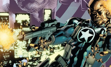 Avant-Première VO: Review 50 Years of S.H.I.E.L.D. – Fury #1