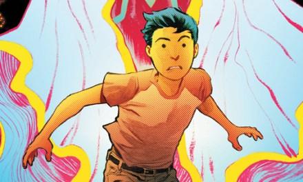 Avant-Première VO: Review Justice League – The Darkseid War – Shazam #1