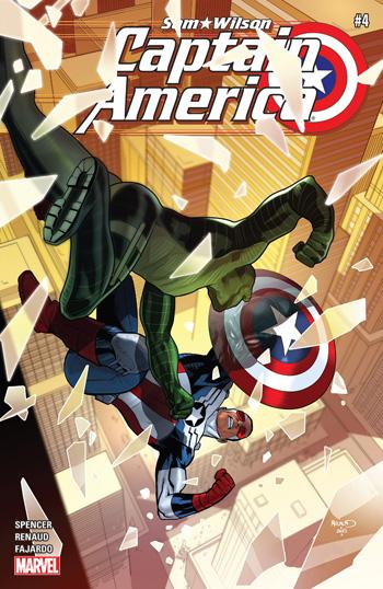 Captain America – Sam Wilson #4