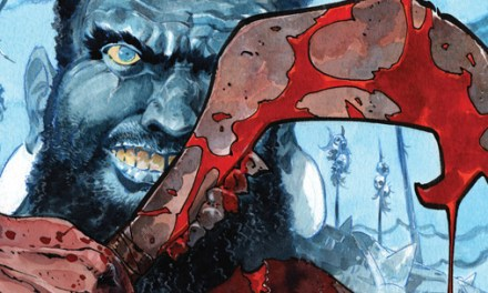 Avant-Première VO: Review The Goddamned #2