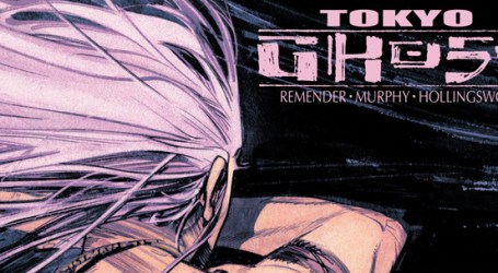 Avant-Première VO: Review Tokyo Ghost #4