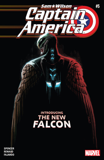 Captain America: Sam Wilson #5