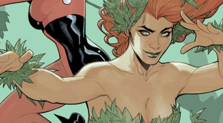 Avant-Première VO: Review Poison Ivy: Circle of Life And Death #1