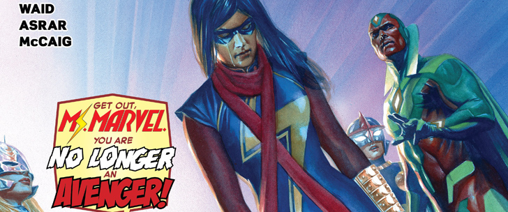 Avant-Première VO: Review All-New All-Different Avengers #5