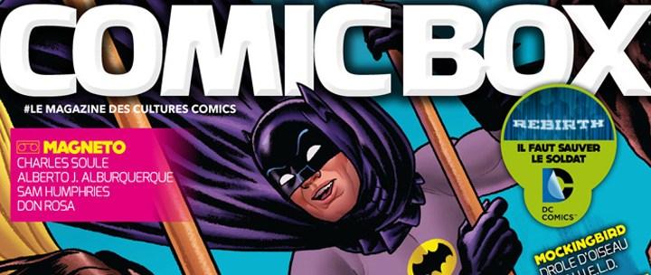 Preview: Comic Box #99