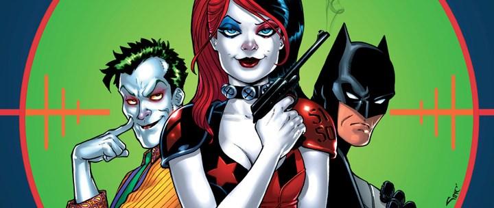 Avant-Première VO: Review Harley Quinn #25