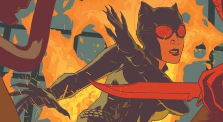 Avant-Première VO: Review Catwoman #50