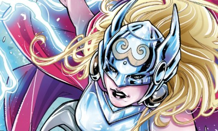 Avant-Première VO: Review Mighty Thor #5