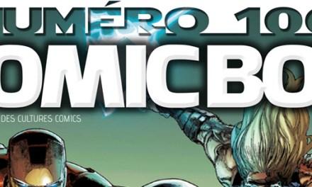 Preview: COMIC BOX #100