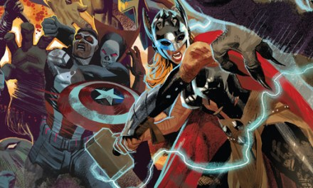Avant-Première VO: Review Avengers Standoff – Assault On Pleasant Hill Omega #1