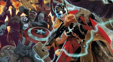 Avant-Première VO: Review Avengers Standoff – Assault On Pleasant Hill Omega #1
