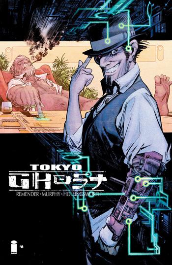 Tokyo Ghosts #6