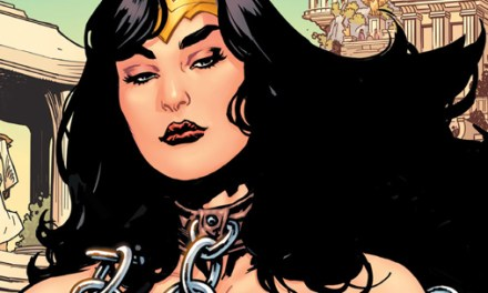 Avant-Première VO: Review Wonder Woman – Earth One Volume 1