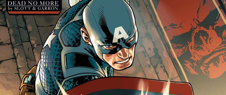 Avant-Première VO: Review Free Comic Book Day 2016: Captain America #1
