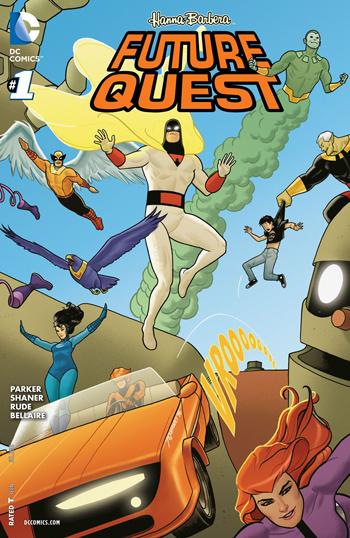Avant-Première VO: Review Future Quest #1
