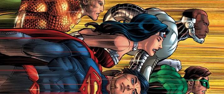 Avant-Première VO: Review Justice League #50
