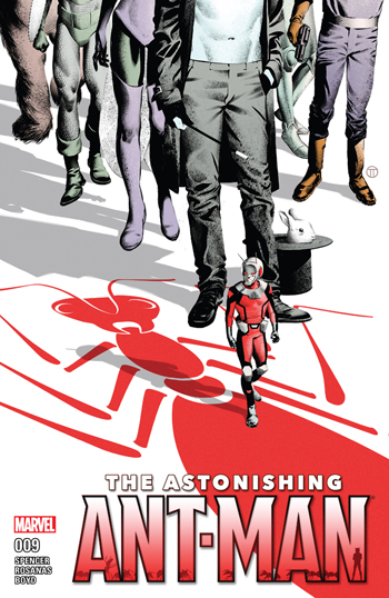 Avant-Première VO: Review Astonishing Ant-Man #9