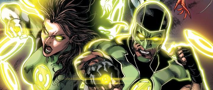 Avant-Première VO: Review Green Lanterns #1