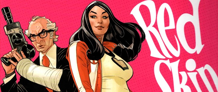 Avant-Première VF: Review Red Skin Tome 2