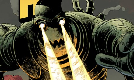 Avant-Première VO: Review Black Hammer #2