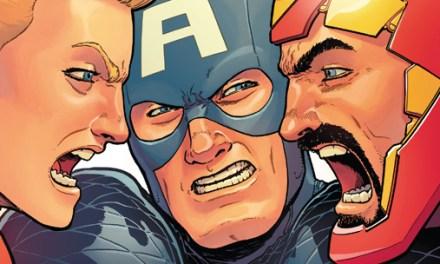 Avant-Première VO: Review Captain America – Steve Rogers #4