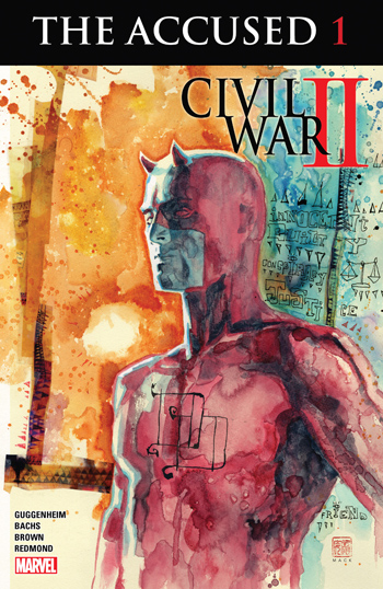 Avant-Premi�re VO: Review The Accused #1