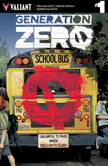 Avant-Première VO: Review Generation Zero #1
