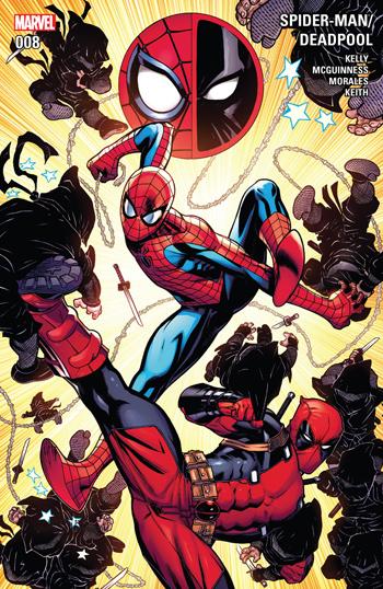 Avant-Premi�re VO: Review Spider-Man/Deadpool #8