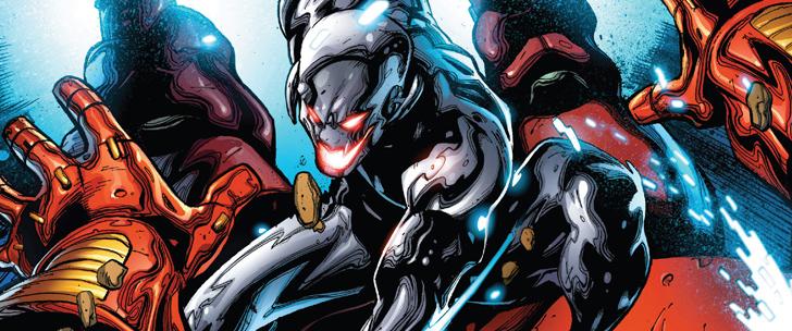 Avant-Première VO: Review Uncanny Avengers #12