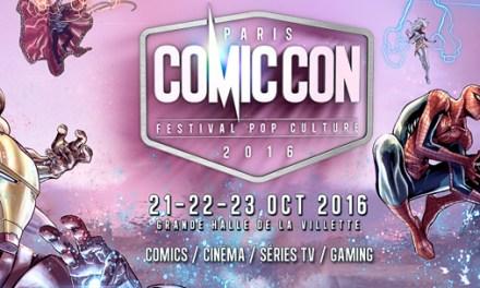 Comic Con Paris 2016, le temps des questions…